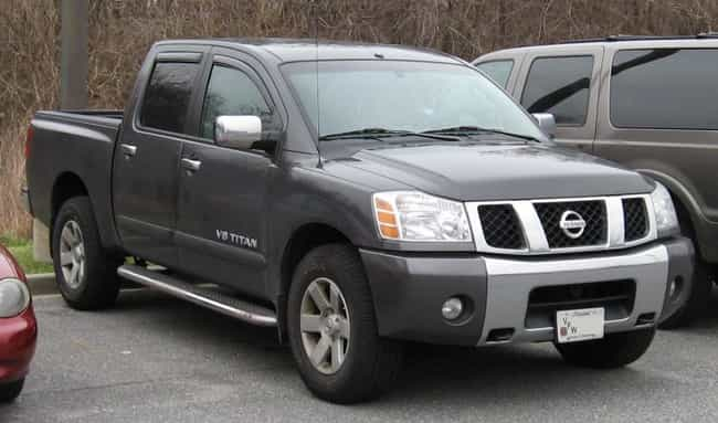 nissan titan is listed or ranked 17 on the list full list of nissan