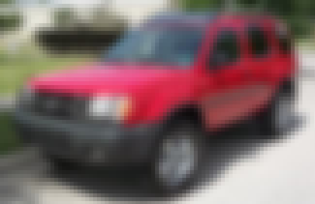 Nissan Xterra is listed (or ranked) 4 on the list The Best Recreational Cars and SUVs