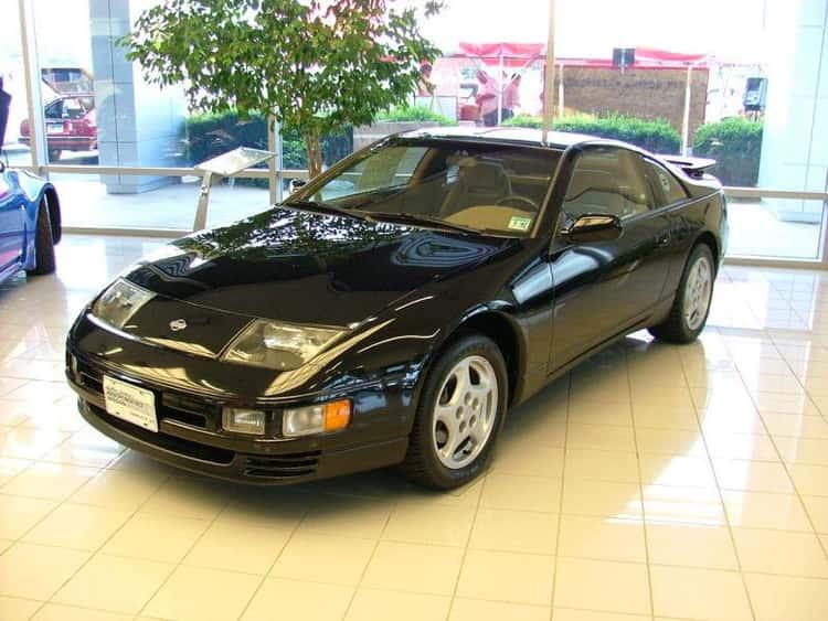Datsun/Nissan Z-car