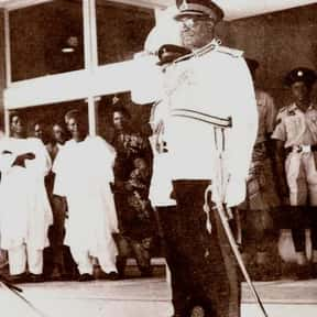 Nnamdi Azikiwe is listed (or ranked) 18 on the list Famous Lincoln University Alumni