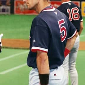 Nomar Garciaparra is listed (or ranked) 19 on the list List of Famous Baseball Shortstops