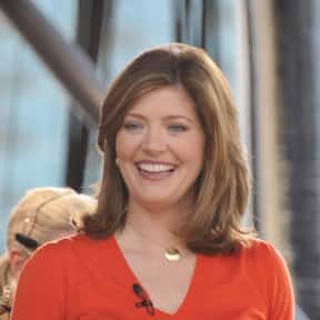 Norah O'Donnell is listed (or ranked) 16 on the list MSNBC Live Cast List