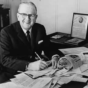 Norman Vincent Peale is listed (or ranked) 17 on the list List of Famous Preachers