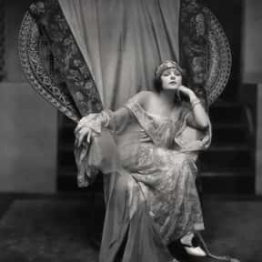 Norma Talmadge is listed (or ranked) 8 on the list Famous Erasmus Hall High School Alumni