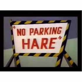 No Parking Hare