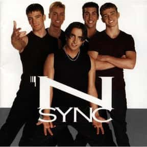 *NSYNC is listed (or ranked) 14 on the list The Best Self-Titled Albums
