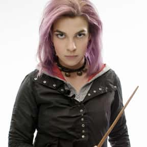 Nymphadora Tonks is listed (or ranked) 14 on the list The Greatest Harry Potter Characters, Ranked
