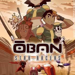 Ōban Star-Racers is listed (or ranked) 9 on the list The Best Anime Like Last Exile