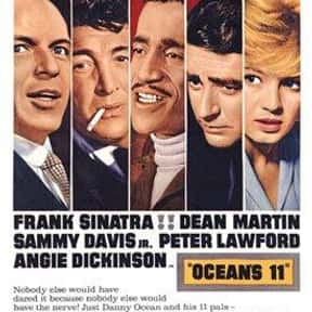 Ocean's 11 is listed (or ranked) 8 on the list The Best Red Skelton Movies