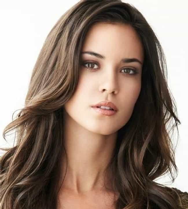 Odette Annable is listed (or ranked) 4 on the list The Hottest Models Who Are Actresses
