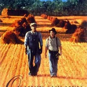 Of Mice and Men is listed (or ranked) 16 on the list The Best Movies Directed by the Star