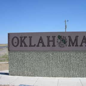 Oklahoma is listed (or ranked) 13 on the list The Worst Places to Live in The U.S.