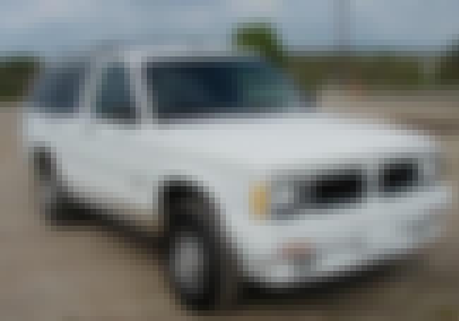 Oldsmobile Bravada is listed (or ranked) 6 on the list Full List of Oldsmobile Models