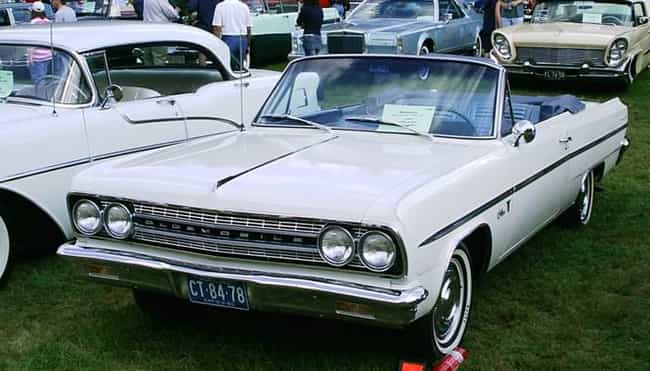Oldsmobile Cutl Is Listed Or Ranked 1 On The List Full Of
