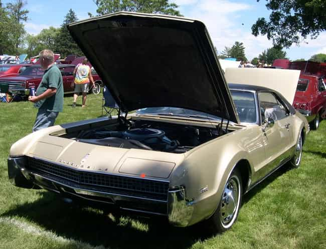 All Oldsmobile Models: List of Oldsmobile Cars & Vehicles (Page 3)