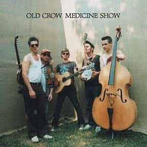 Old Crow Medicine Show is listed (or ranked) 17 on the list The Best Musical Artists From Virginia