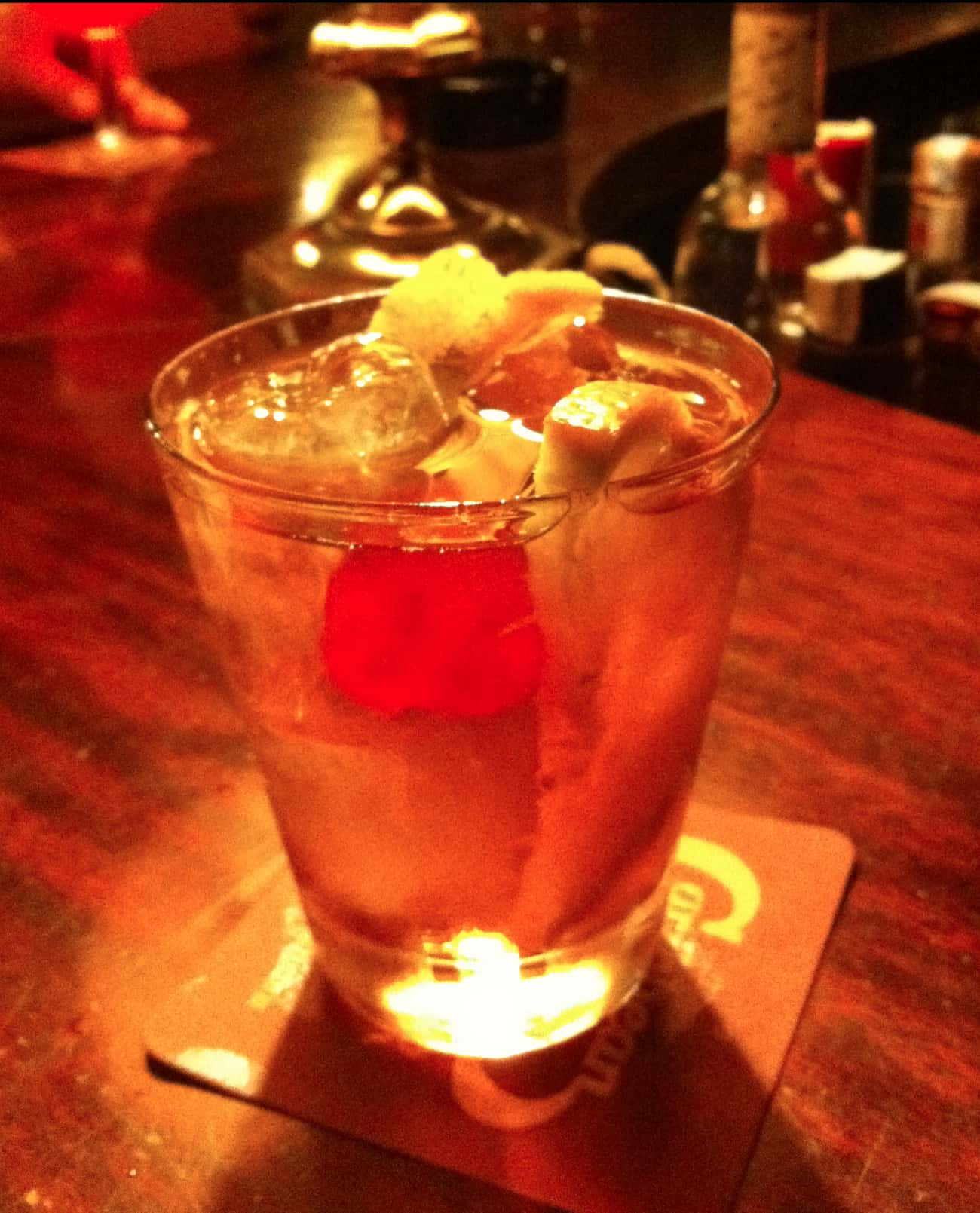 Old Fashioned is listed (or ranked) 4 on the list The Best Whiskey Cocktails for Summer