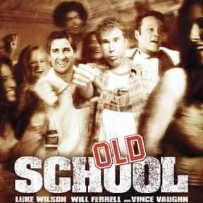 Old School is listed (or ranked) 3 on the list The Funniest Movies About College