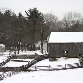 Old Sturbridge Village is listed (or ranked) 22 on the list The Best Day Trips from Boston