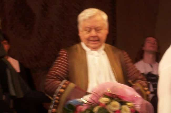 Oleg Tabakov is listed (or ranked) 3 on the list List of Famous Acting Teachers