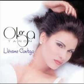 Olga Tañón is listed (or ranked) 6 on the list The Best Merengue Artists