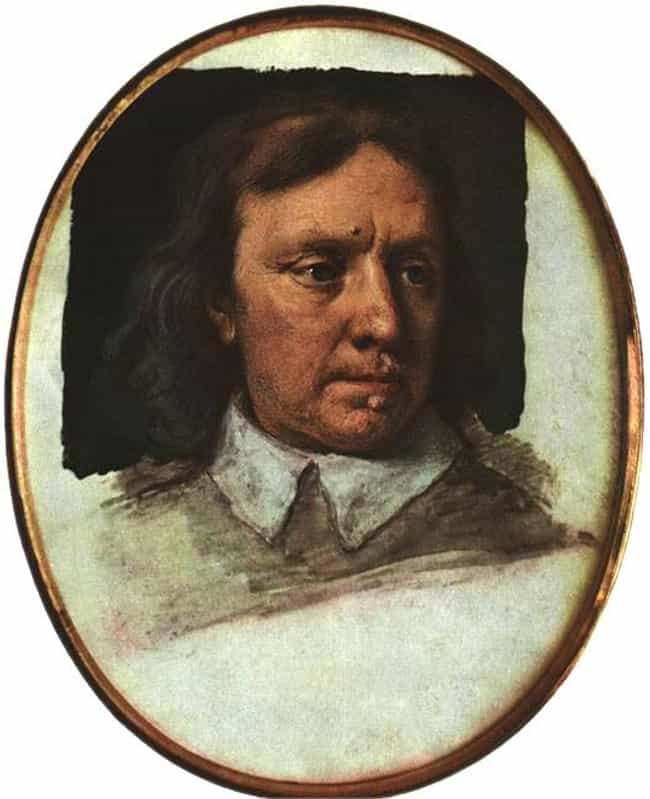 Oliver Cromwell is listed (or ranked) 2 on the list Famous People Who Died of Malaria