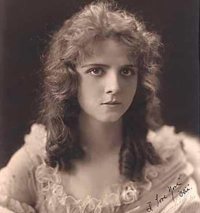 Olive Thomas is listed (or ranked) 3 on the list Famous Female Silent Film Actresses