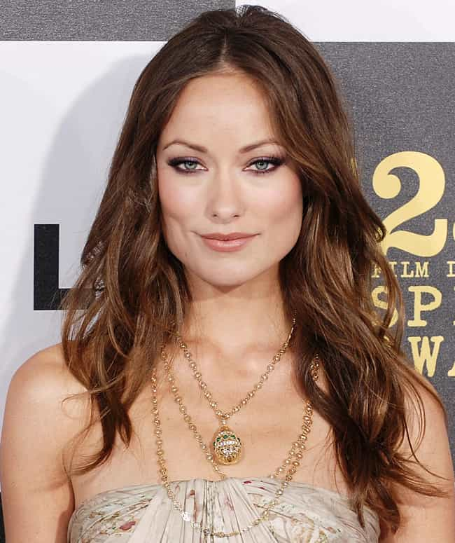 Olivia Wilde is listed (or ranked) 1 on the list The Most Beautiful Celebrity Irish Women