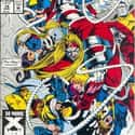 Omega Red is listed (or ranked) 44 on the list The Best Brotherhood of Mutants Members, Ranked