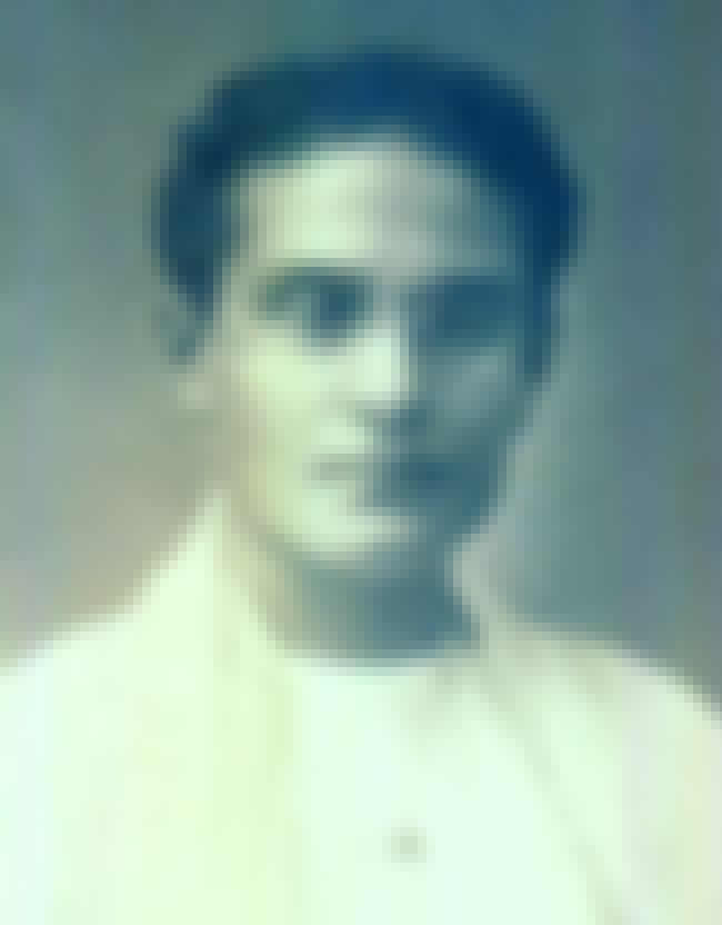 Curuppumullage Jinarajadasa is listed (or ranked) 10 on the list Famous Ananda College Alumni