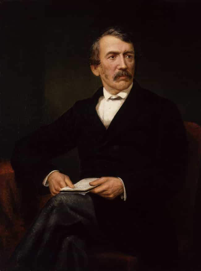 David Livingstone is listed (or ranked) 2 on the list Famous People Who Died of Dysentery