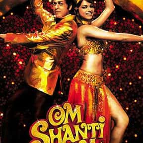 Om Shanti Om is listed (or ranked) 8 on the list The Best Bollywood Movies on Netflix