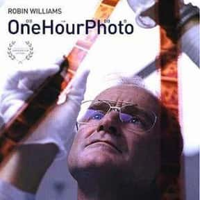 One Hour Photo is listed (or ranked) 12 on the list The Best Thrillers with an Assumed Identity
