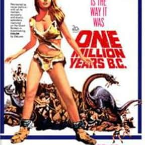 One Million Years BC is listed (or ranked) 9 on the list The Best Caveman Movies