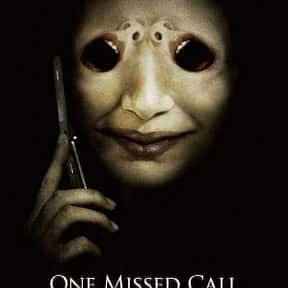 One Missed Call is listed (or ranked) 25 on the list The Worst Movie Remakes Ever