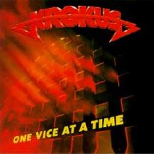 One Vice at a Time is listed (or ranked) 3 on the list The Best Krokus Albums of All Time