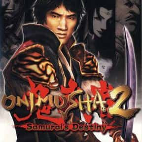Onimusha 2: Samurai's Destiny is listed (or ranked) 17 on the list The Best Samurai Games, Ranked