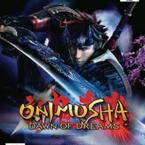 Onimusha: Dawn of Dreams is listed (or ranked) 16 on the list The Best Samurai Games, Ranked