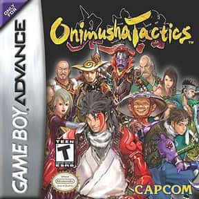 Onimusha Tactics is listed (or ranked) 18 on the list The Best Samurai Games, Ranked