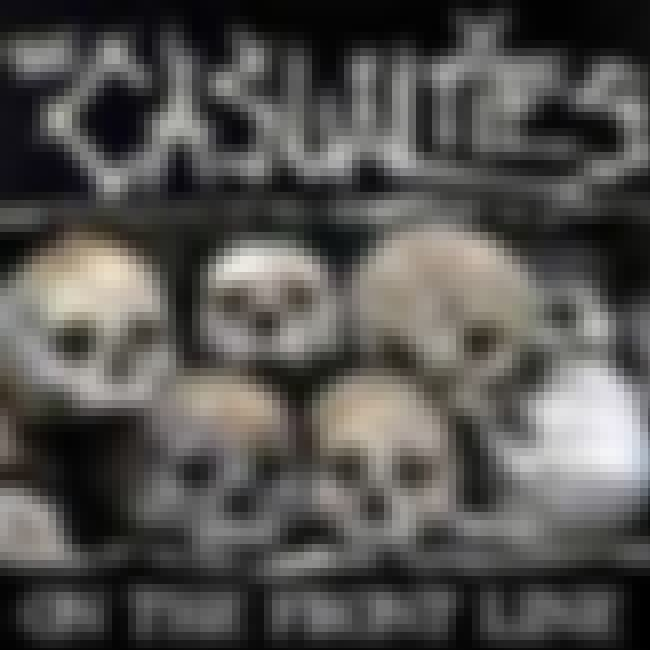 On the Front Line is listed (or ranked) 1 on the list The Best Casualties Albums of All Time