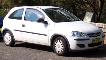 Opel Corsa is listed (or ranked) 2 on the list Full List of Vauxhall Motors Models