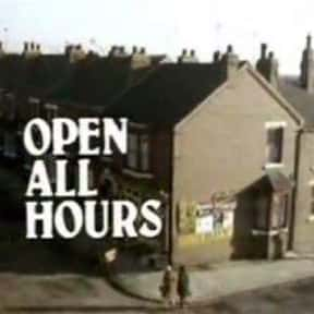 Open All Hours is listed (or ranked) 14 on the list The Best British Sitcoms of All Time