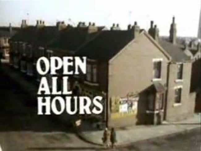 Open All Hours is listed (or ranked) 4 on the list TV Shows Produced By Sydney Lotterby