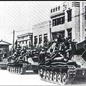 Soviet invasion of Manchuria