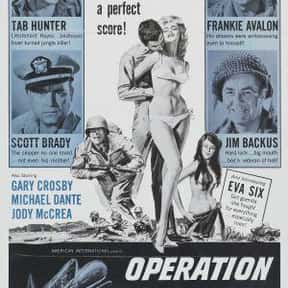 Operation Bikini is listed (or ranked) 12 on the list The Best '60s Beach Movies