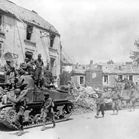 Operation Cobra is listed (or ranked) 8 on the list The Battles of George S. Patton
