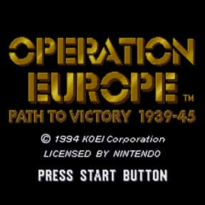 Operation Europe: Path to Victory