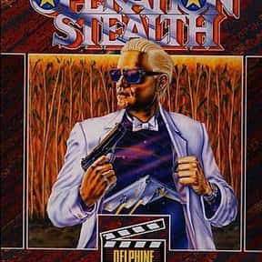 Operation Stealth is listed (or ranked) 12 on the list The Best James Bond Games