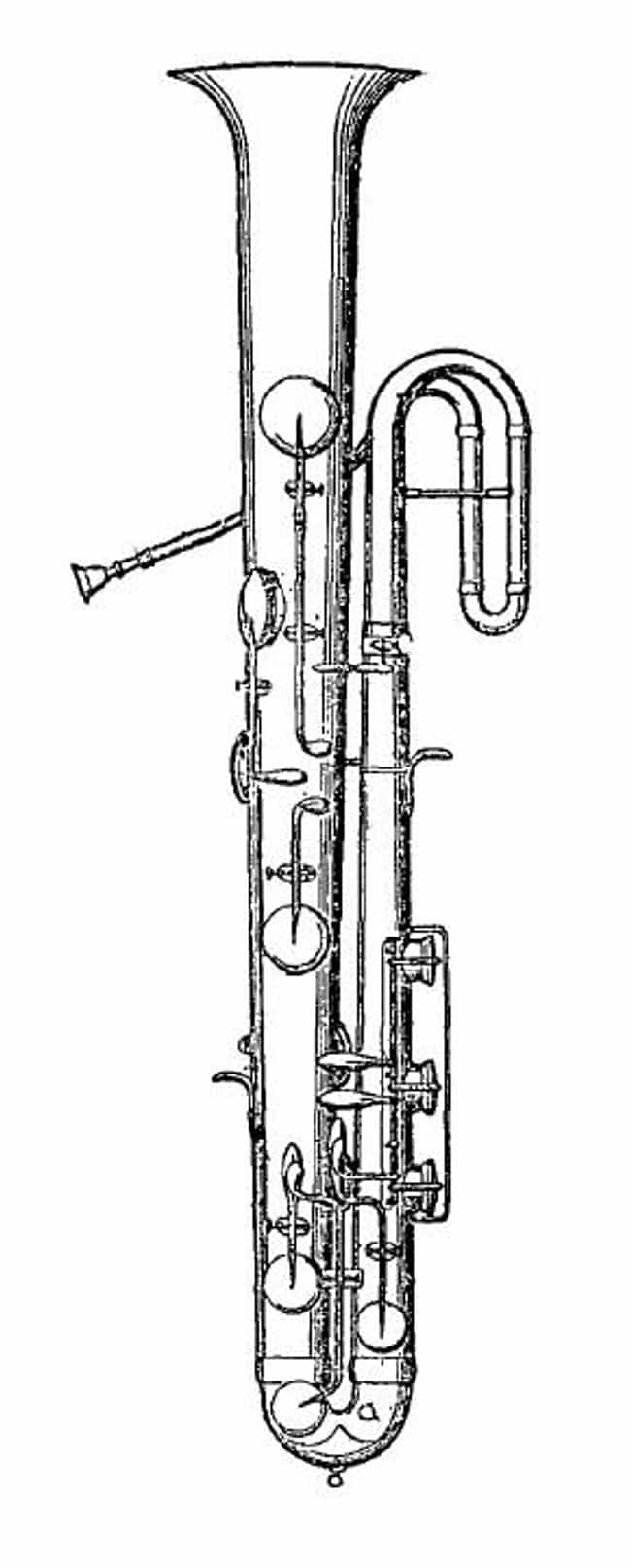 Ophicleide is listed (or ranked) 3 on the list Wind instrument - Instruments in This Family