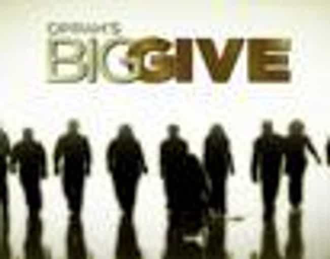 Oprah's Big Give is listed (or ranked) 3 on the list TV Shows Produced By Oprah Winfrey
